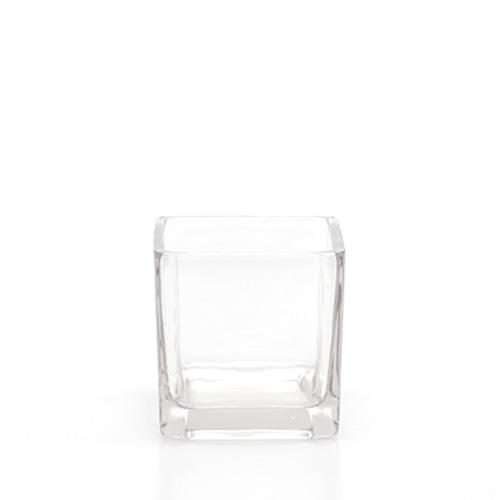 캔들용기_기본사각 [6x6 / 투명](WL)