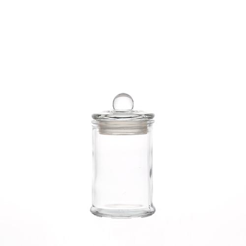 캔들용기_로맨틱 소 [150ml / 투명](WL)