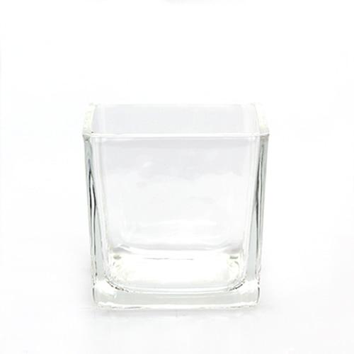 캔들용기_기본사각 [8x8 / 투명](WL)