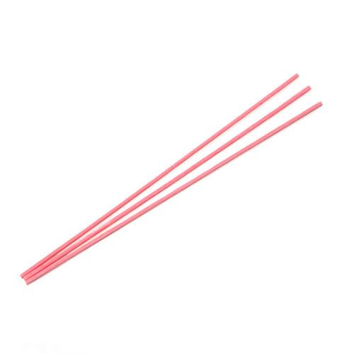 디퓨저 섬유스틱 [0.4 x 30cm / 5개1set / 핑크](WL)